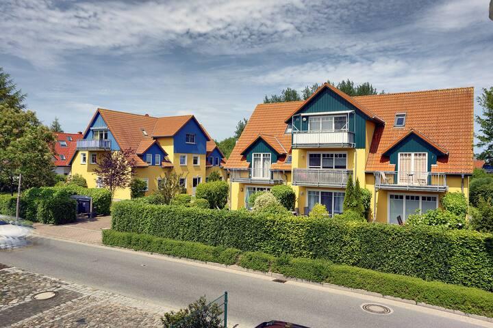 Ferienwohnung/App. für 2 Gäste mit 32m² in Zingst (21907)