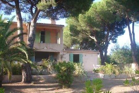 Charming villa and large garden - Ev