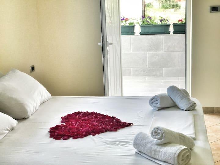 Quadruple Room with Balcony - Prive Hotel