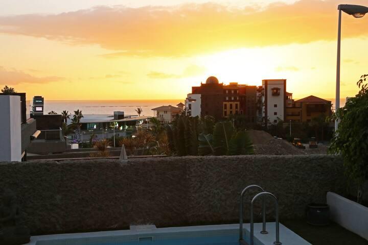 Ultra modern villa with pool 10 bed - Costa Adeje - Villa