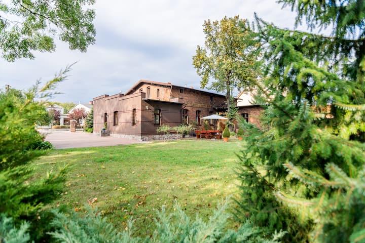 Apartament w historycznym domu