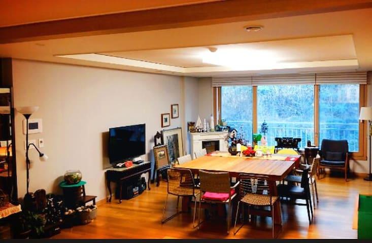 No.2》#2Room(개인실)-Green house in Gangnam