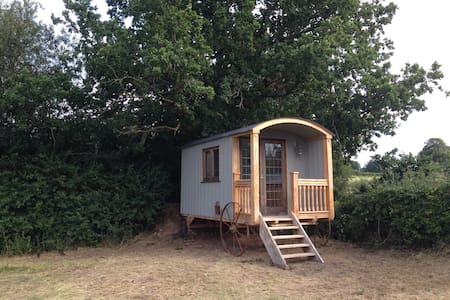 Shepherds Hut Hideway! - Smarden - Barraca