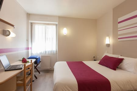 Chambre 1 personne n°2 - Grenoble - Appartement