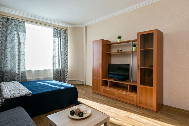 Апартаменты на Советском