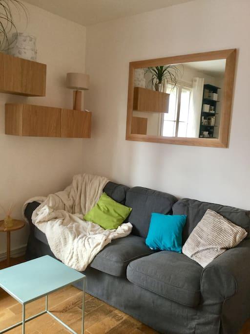 Sofa 3,5 places