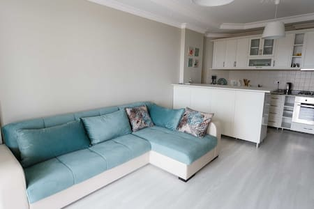S11 Two bedroom appartmen in Alanya - Tosmur Belediyesi