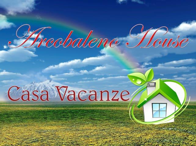 Arcobaleno House Casa Vacanza - Linguaglossa - Apartemen