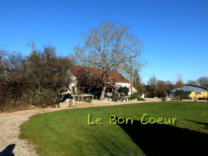 Gites Le Bon Coeur 2