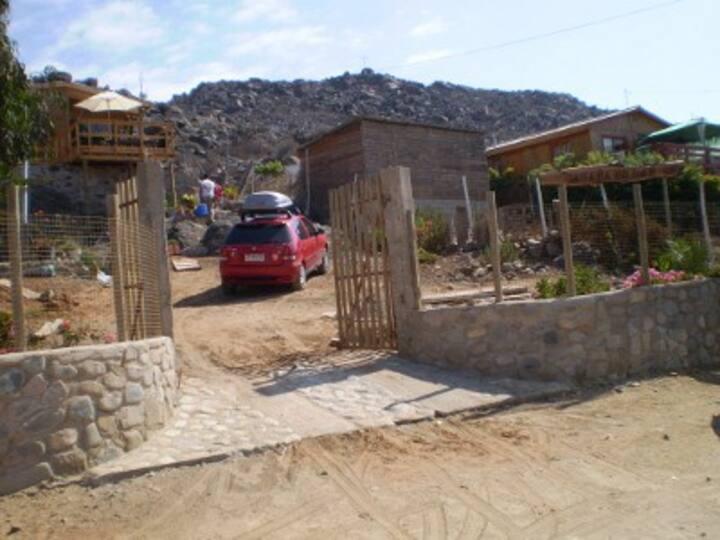 Cabaña VISTA HERMOSA AL MAR