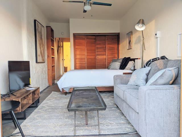 Sweet Casita! Unique Studio - A Peaceful Retreat
