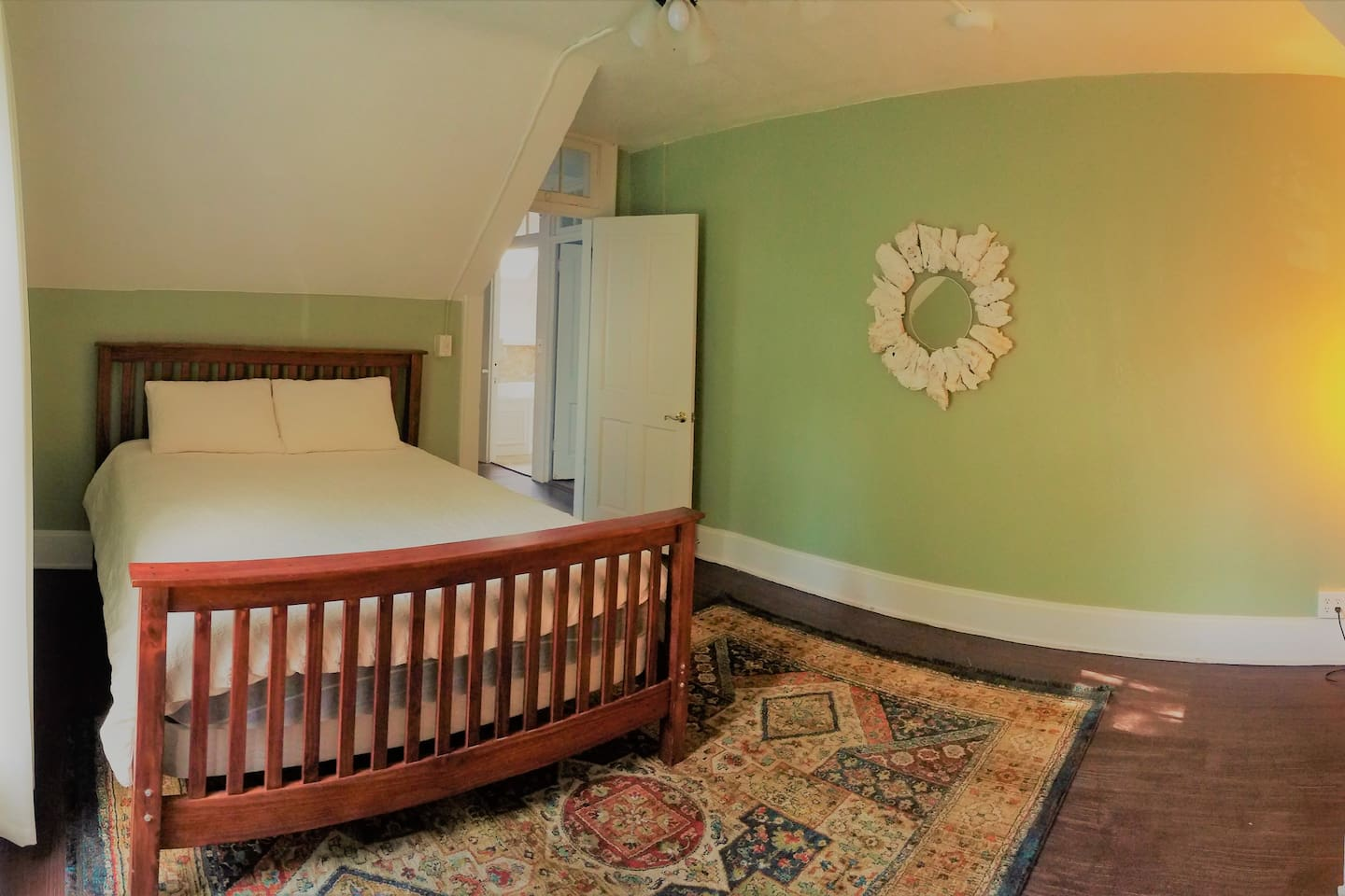 """""""Sage"""" Room panorama (click to view)"""