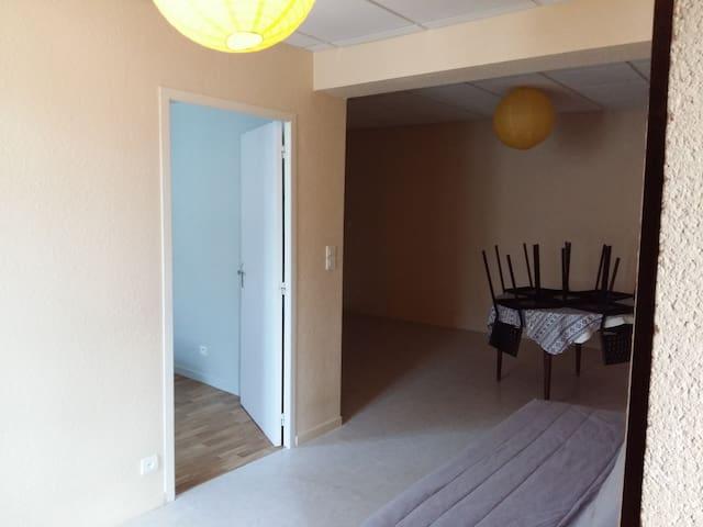 Appartement calme et agréable