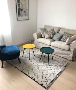 """Appartement cosy """"chez Léopoldine"""""""