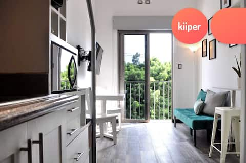 kiiper | Comfortable Loft in Zone 16 | 2 PPL