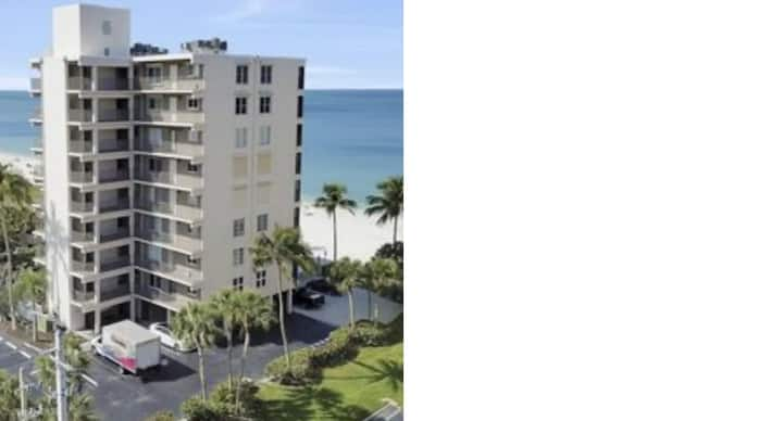 Oceanside luxury condo with amenities