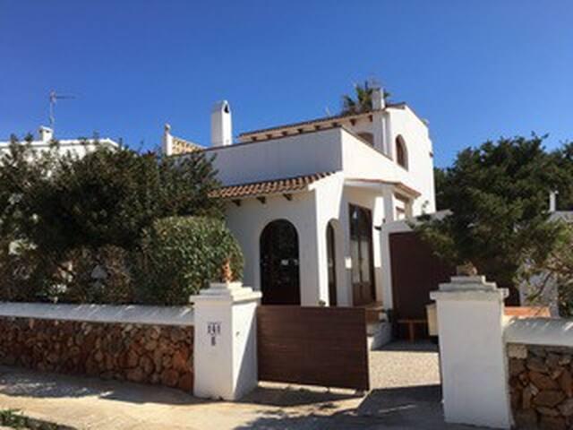 Apartment with large roof terrace - Ciutadella de Menorca - Apartament