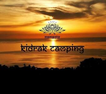 Kidrak Camping NAMASTE