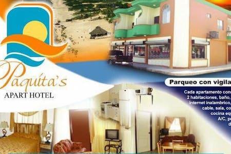 Aparthotel paquitas - 特拉(Tela)