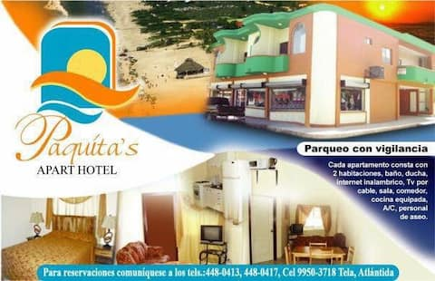 Aparthotel paquitas