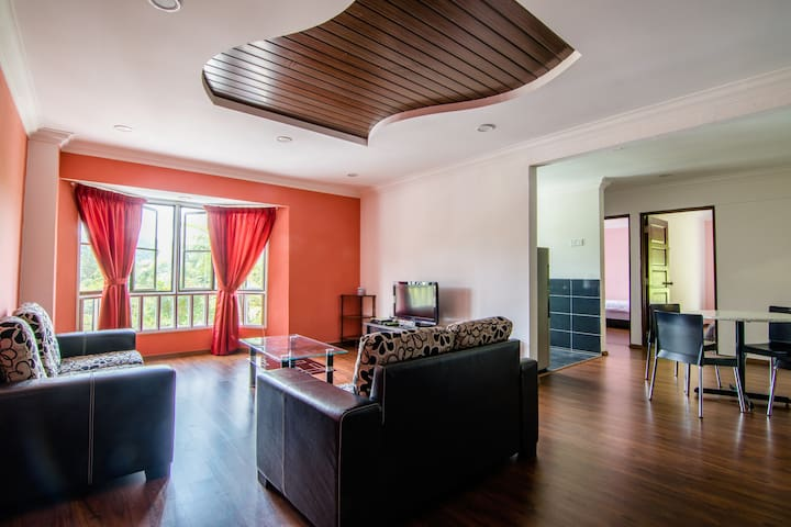Cameron Highlands Apartment (Villa Dhalia)