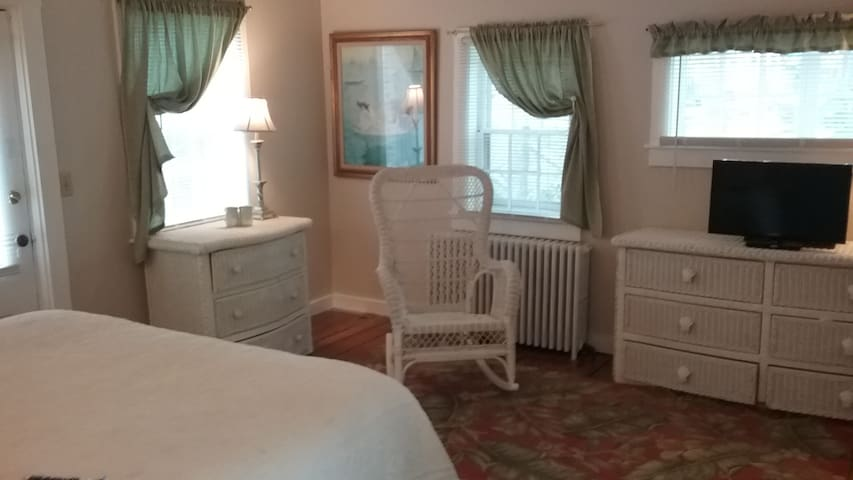 Room at the Parsonage