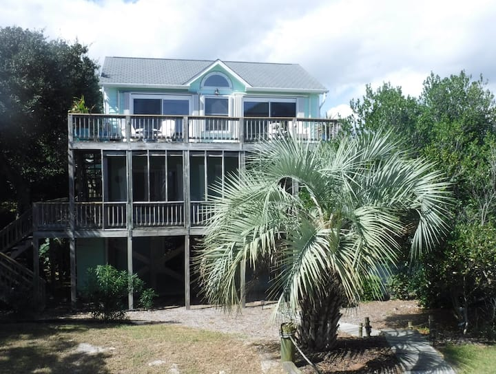 Topsail Gem - Beautiful, Ocean View Beach House