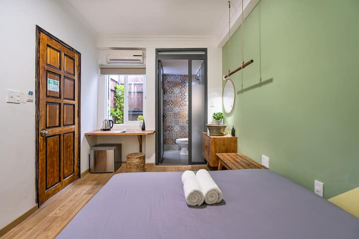 BV402 - Adorable Room for Couple in HCMC