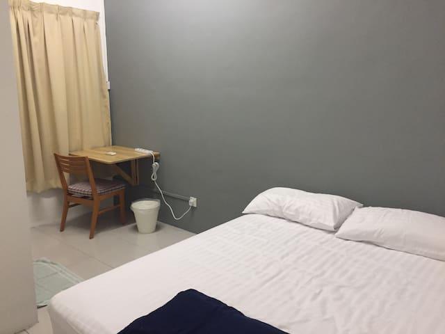 Double room at Bukit Chedang Seremban