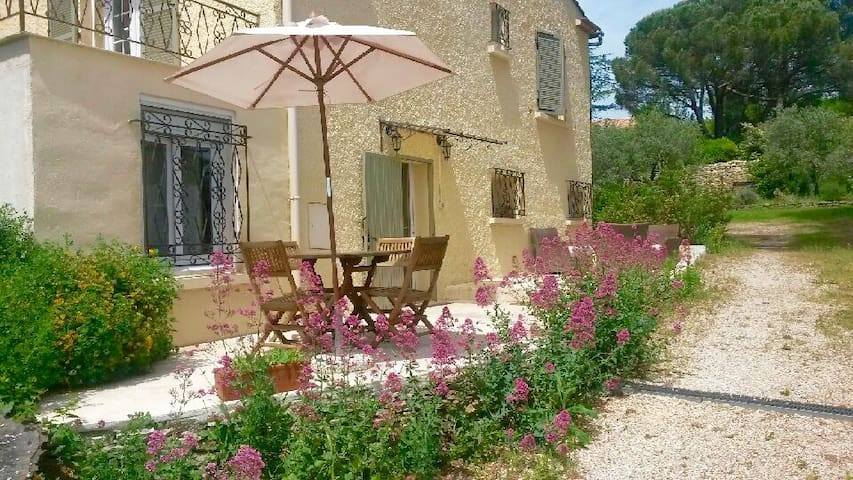 Cottage in Isle s/la Sorgue - Calm - L'Isle-sur-la-Sorgue - Apartemen