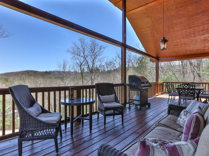 Appalachian Escape - 10 Minutes from Downtown Blue Ridge!
