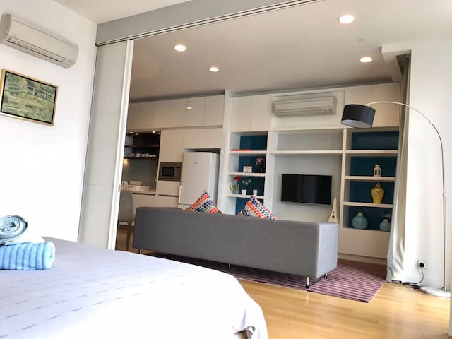 #THE PLATINUM SUITE@1 BEDROOM SUITE & KLCC VIEW