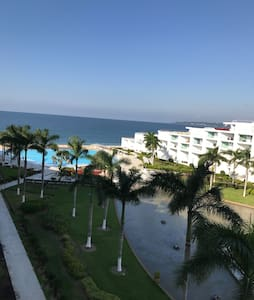 Hermoso departamento frente al mar - Nuevo Vallarta  - Appartement