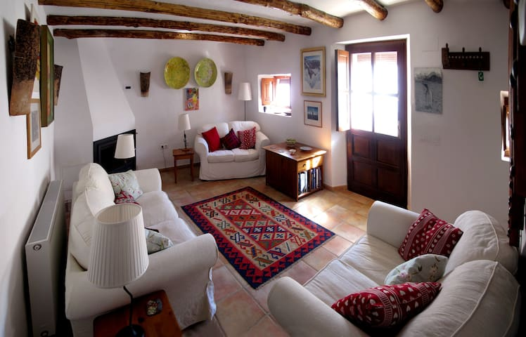 Casa Romero, a pretty village house in Andalucia - Gaucín - Huis