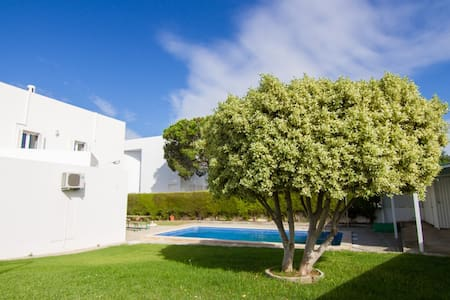Hendrix Red Villa, Algarve - オルホス・デ・アグア
