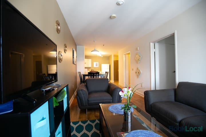 Executive style apartment in Downtown Memphis