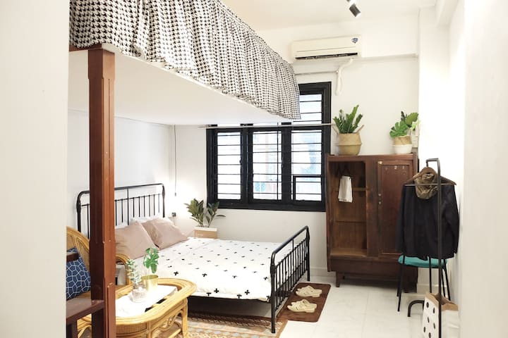2 Beds Studio house | 3 mins to walking street