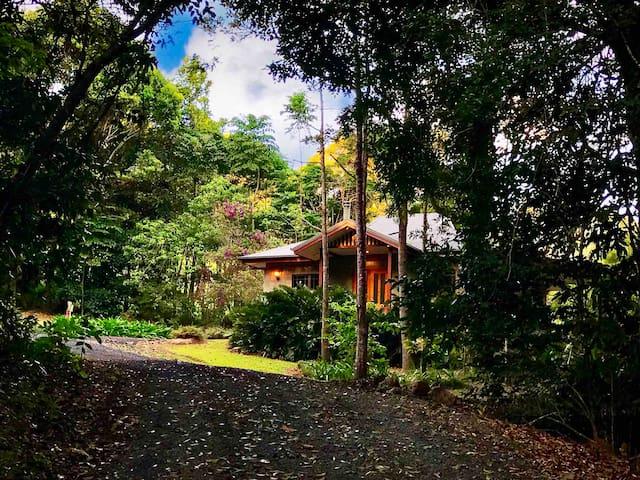 Cairns Tablelands - Luxury Rainforest Cottage