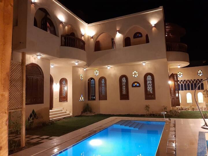 Tunis palace villa /Tunis village