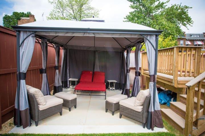 Comfortable & Private Bedroom Accomodating You - Washington - Talo
