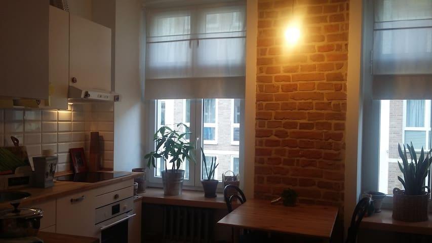 Room for rent in city center - Wrocław - Guest suite