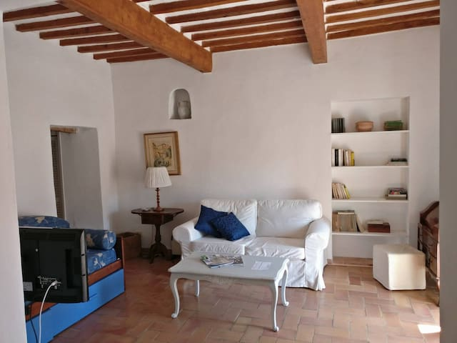 Exclusive apartment in Porto Ercole - Porto Ercole - Flat