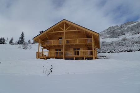 "CHALET DES SOURCES "" appartement ""LE MELEZE"" - Saint-Paul-sur-Ubaye"