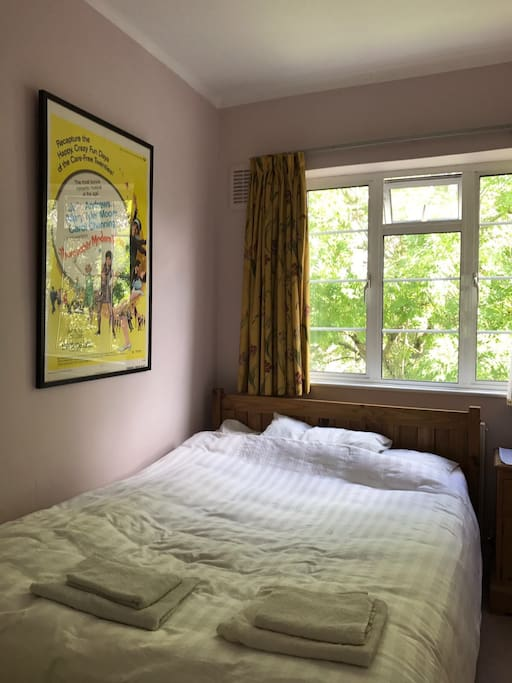Your Double Bedroom