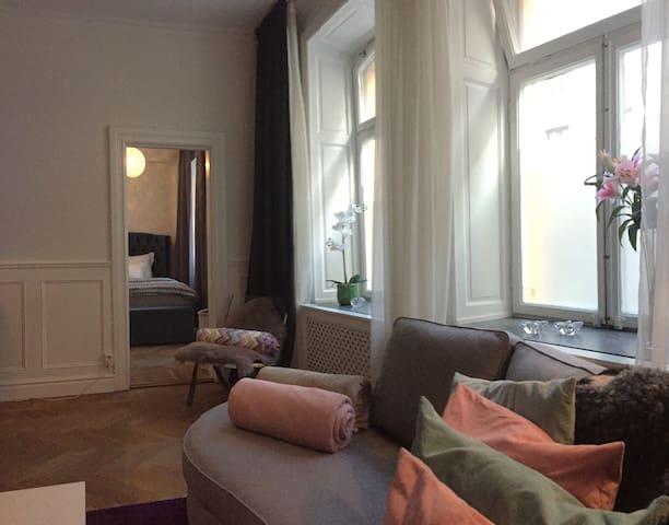 Metropolitan Pearl - Stockholm - Appartement