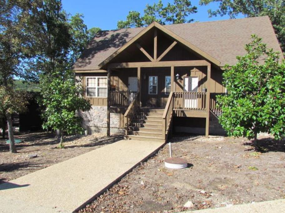 Magnolia Moon Cabins For Rent In Branson West Missouri United States