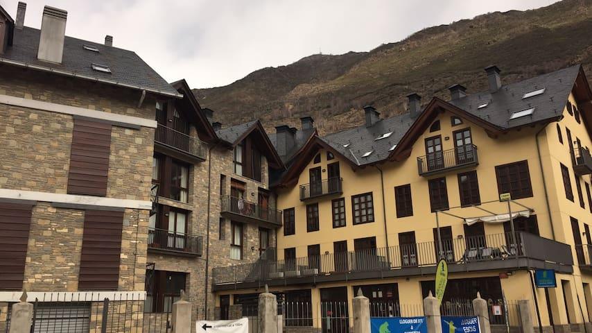 Pirineos Parque Nac Sant Maurici - Esterri d'Àneu - Apartamento