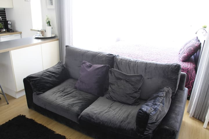 Sofa (sleeping option)