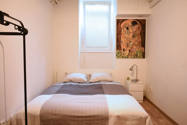 Stylish cozy studio in a historical city part