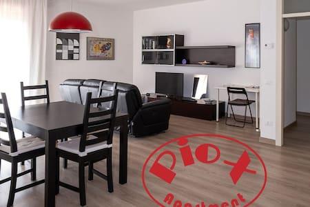 Confortevole e spazioso appartamento con terrazza